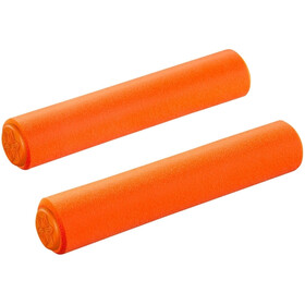 Supacaz Siliconez MTB Griffe neon orange